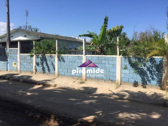 Terreno À Venda, 250 M² Por R$ 80.000,00 - Morro Do Algodão - Caraguatatuba/sp - Te1169