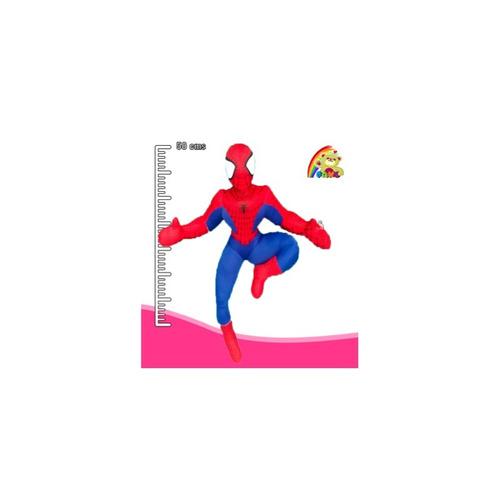 Spiderman En Peluche, Personajes Hombre Araña