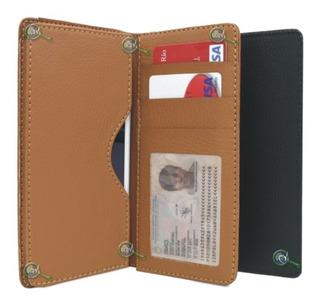 Flip Cover French Wallet Samsung A5 J3 J5 J7 Porta Tarjetas