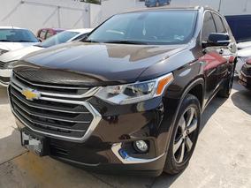 Chevrolet Traverse 3.6 Ls Piel At 2019 De Agencia Torre Izta