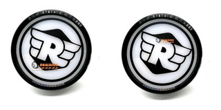 2 Pesas Led Direccionales Moto Manubrio Cafe Racer Royal Enf