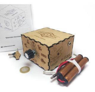 Caja De Toques Recargable Microusb Exclusiva Alta Potencia
