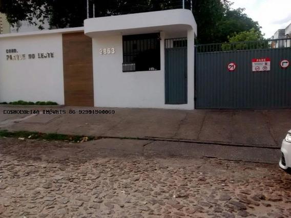 Apartamento Para Venda Em Teresina, Piçarreira, 2 Dormitórios, 1 Banheiro, 1 Vaga - Apto Parque Leste 3ºandar