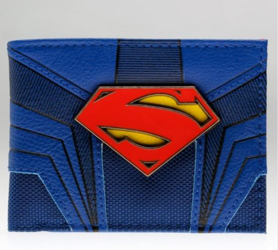 Cartera Superman Dc Comics Billetera Justice League