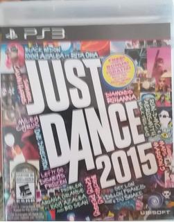 Just Dance 2015, Ps3, Nuevo