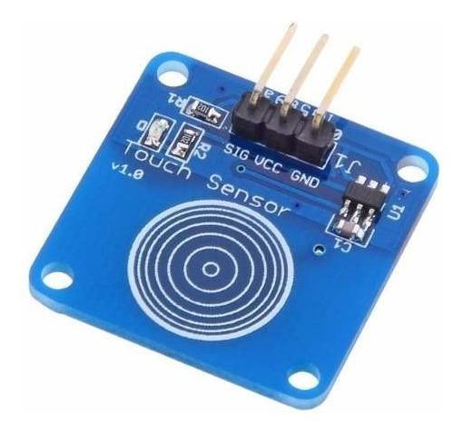 Sensor Touch Modulo Tactil Para Arduino