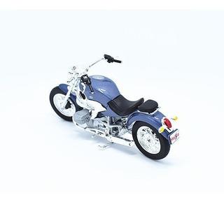 Miniatura Bmw R 1200 C Maisto 1 18 Moto Custom Nota Fiscal