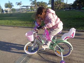 Bicicleta Stark De Paseo Para Nena Rod. 16