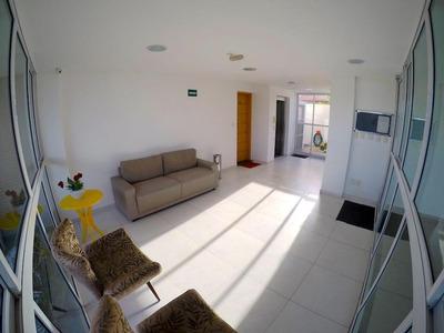Apartamento Em Intermares, Cabedelo/pb De 65m² 2 Quartos À Venda Por R$ 210.000,00 - Ap230468