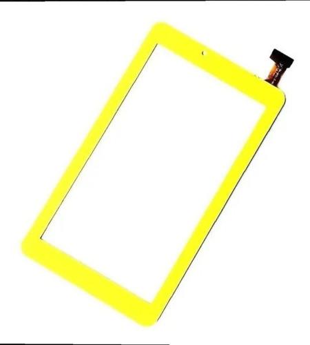 Imagem 1 de 2 de Tela Vidro Touch Dl Tablet Tx386 Tx386bra Tx386bvd Novo
