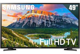Pantalla Samsung 49 Un49j5290afxzx Smart Tv Full Hd Hdmi Usb