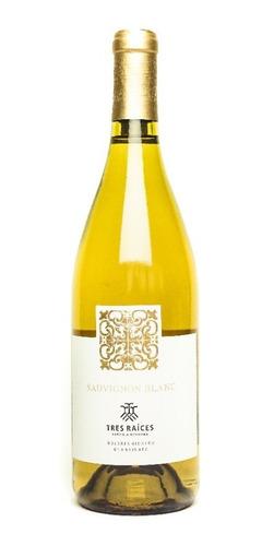 Vino Blanco Sauvignon Blanc Crianza Tres Raíces 750 Ml
