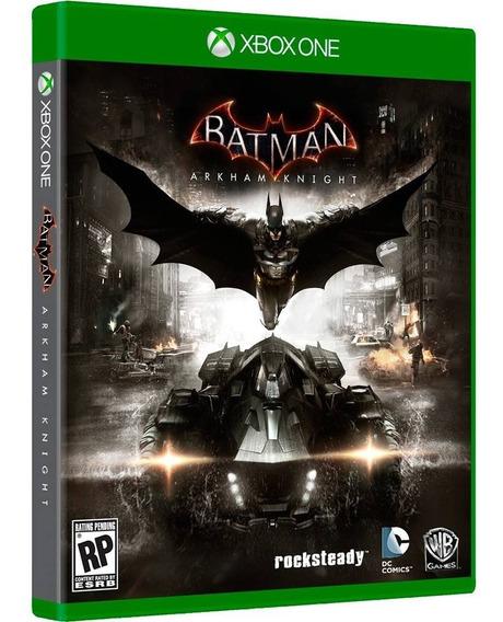 Batman Arkham Knight Xbox One - Dlc Harley Quin Mídia Física
