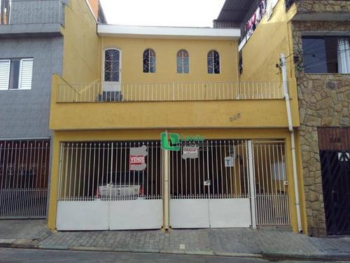 Sobrado Com 3 Dormitórios À Venda, 192 M² Por R$ 530.000,00 - Lauzane Paulista - São Paulo/sp - So0462