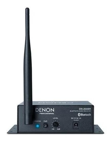 Denon Pro Dn200br Receptor De Audio Estéreo Bluetooth Cuotas