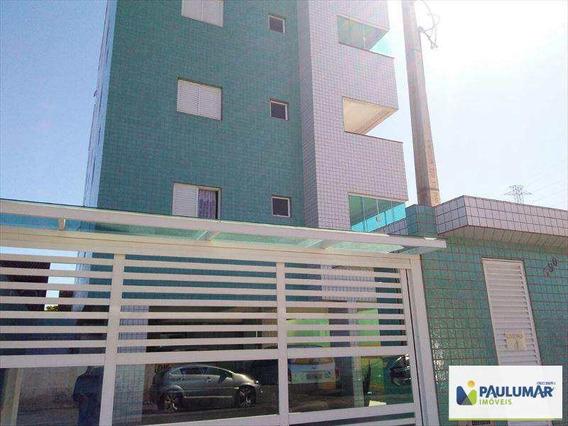Apartamento Com 1 Dorm, Flórida Mirim, Mongaguá - R$ 198 Mil, Cod: 2109 - V2109