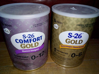 2 Leches, S-26 Gold Y Confort