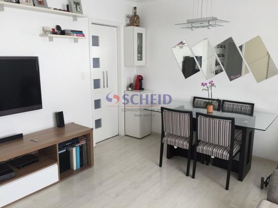 Apartamento Reformado No Brooklin - Mr68722