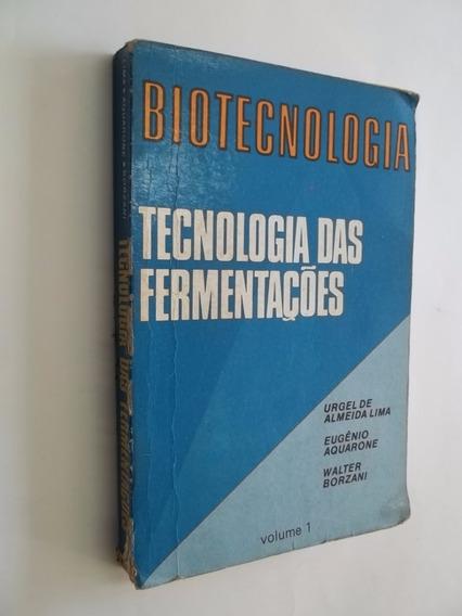Livro - Biotecnologia - Tecnologia Das Fermentações Vol 1