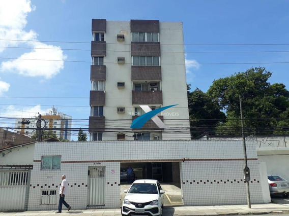 Apartamento Para Vender Na Madalena - Recife/pe - Ap5213