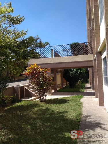 Imagem 1 de 11 de Apartamento Para Venda Por R$230.000,00 - Jardim Três Marias, São Paulo / Sp - Bdi21251