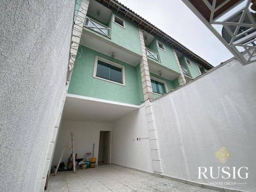 Sobrado Com 2 Dormitórios À Venda, 90m² - Jardim Marabá - São Paulo/sp - So1001