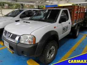 Nissan D-22 2013 4x4 Diesel Recibo Carro Mayor Valor O Menor