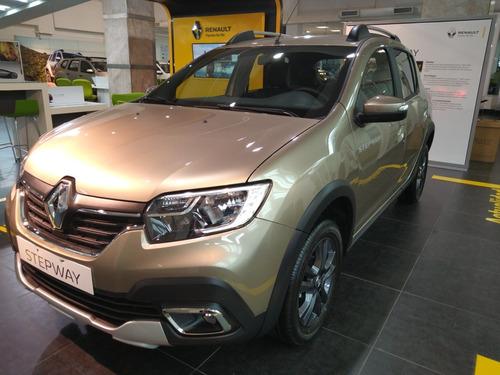 Renault Sandero Stepway Intens Cvt Automátic