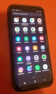 Samsung Galaxy S8 Plus Anda Perfecto. Pantalla Sana