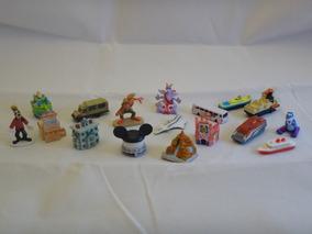 Miniaturas Disney Das Lojas, Brinquedos E Veiculos Da Disney