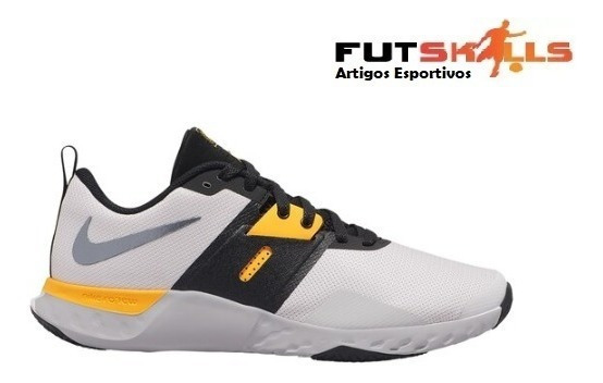 Tênis Nike Renew Retaliation Tr Masculino - Cinza E Preto