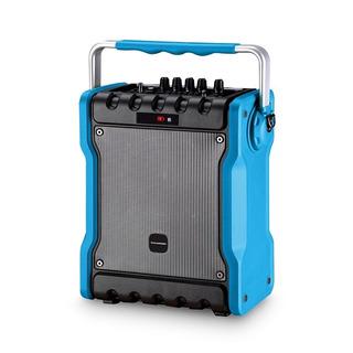 Parlante Portatil Con Bateria + Karaoke