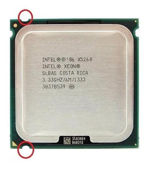 Processador Intel Xeon X5260 3.33 Ghz 6m/1333 Lga 775