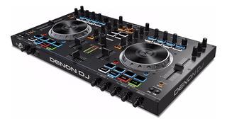 Denon Mc4000 - Controlador Consola Mixer Virtual Dj Serato