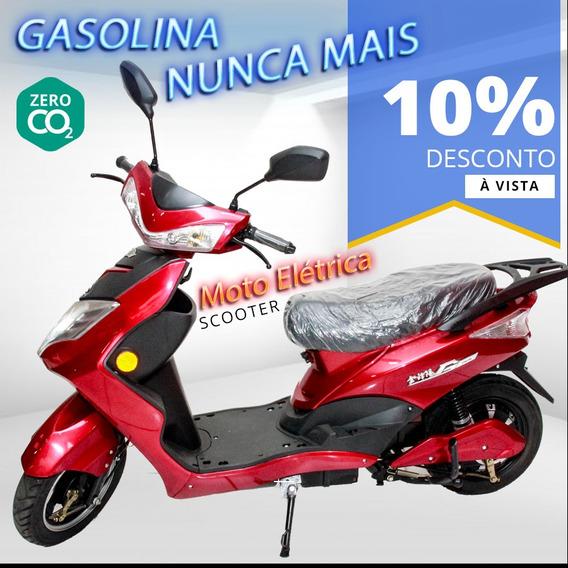 Moto Elétrica Scooter 800w