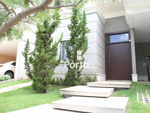 Casa À Venda, 163 M² Por R$ 1.150.000,00 - Village La Montagne - São José Do Rio Preto/sp - Ca2877