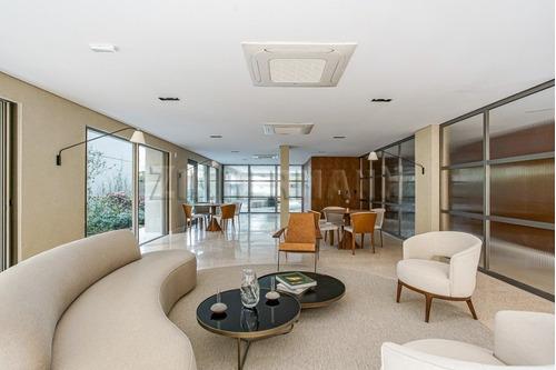 Imagem 1 de 15 de Apartamento - Alto De Pinheiros - Ref: 129830 - V-129830