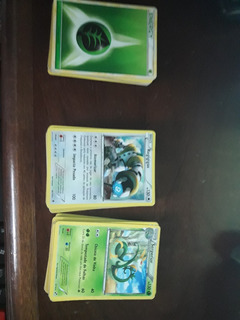 Lote 90 Cards De Pokémon Original