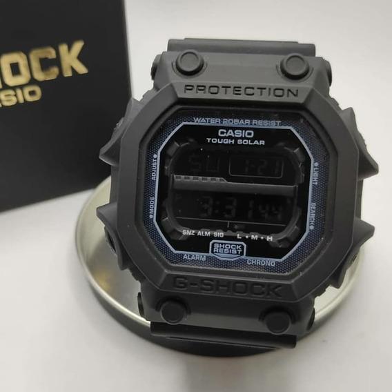 Relógio Quadrado Preto G-shock
