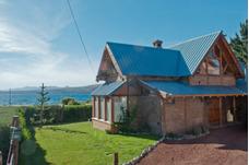 Casa Sobre Costa Del Lago - Bariloche - Dina Huapi