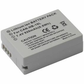 Bateria Da Câmera Digital Canon Semi Profissional Sx50 Nb10l