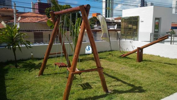 Residencial Jardim Lagoa Nova - Venda De Apartamento Com 2 Quartos E Duas Vagas, Perto Do Arena Da Dunas - Ap00144 - 32805685