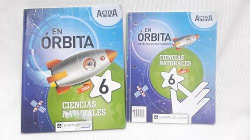 Imagen 1 de 6 de Ciencias Naturales 6 Puerto De Palos Activa Xxi Orbita Caba