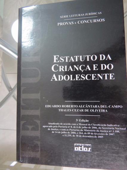 Leituras Jurídicas - 4 Livros - 3ª Ed. - 2007- Editora Atlas