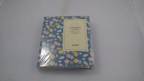 Álbum De Fotos Da Instax Mini 7 8 9 Para 64 Fotos Azul Flori