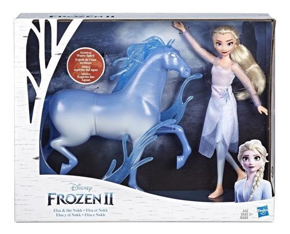 Boneca Disney - Filme Frozen 2 Elsa E Noki - Hasbro E5516