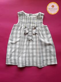 Vestido Zara Baby - Brechó Vixicresci