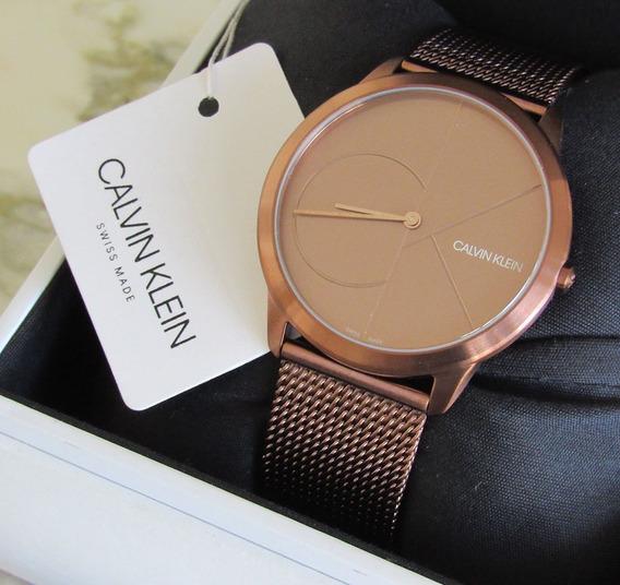 Relógio Calvin Klein Minimal K3m517p4