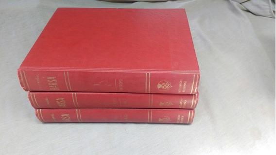 Enciclopédia Do Barça 3 Volumes
