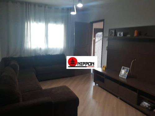 Casa Com 3 Dormitórios À Venda, 129 M² Por R$ 430.000 - Gopoúva - Guarulhos/sp - Ca0289